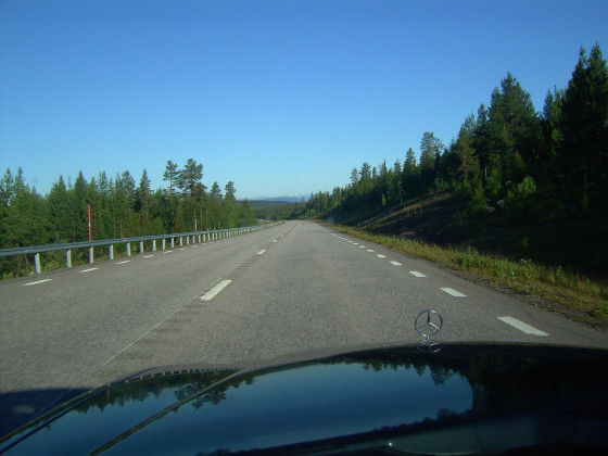 in Laponia