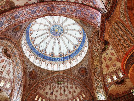 Blaue Moschee 2