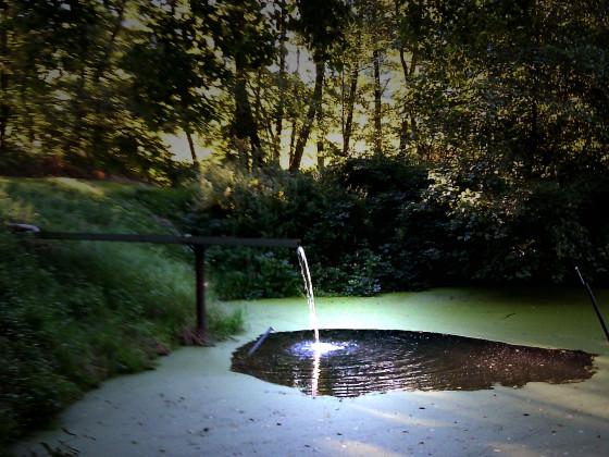 Mystischer Brunnen