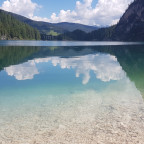 Pragser Wildsee ( Dolomiten)