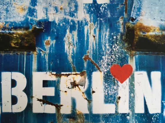 EIn Herz für Berlin:)