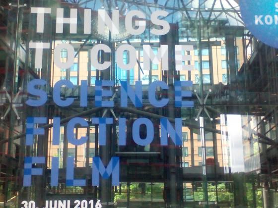 Deutsches Filmmuseum - Berlin - mit Sonderausstellung Science Fiction
