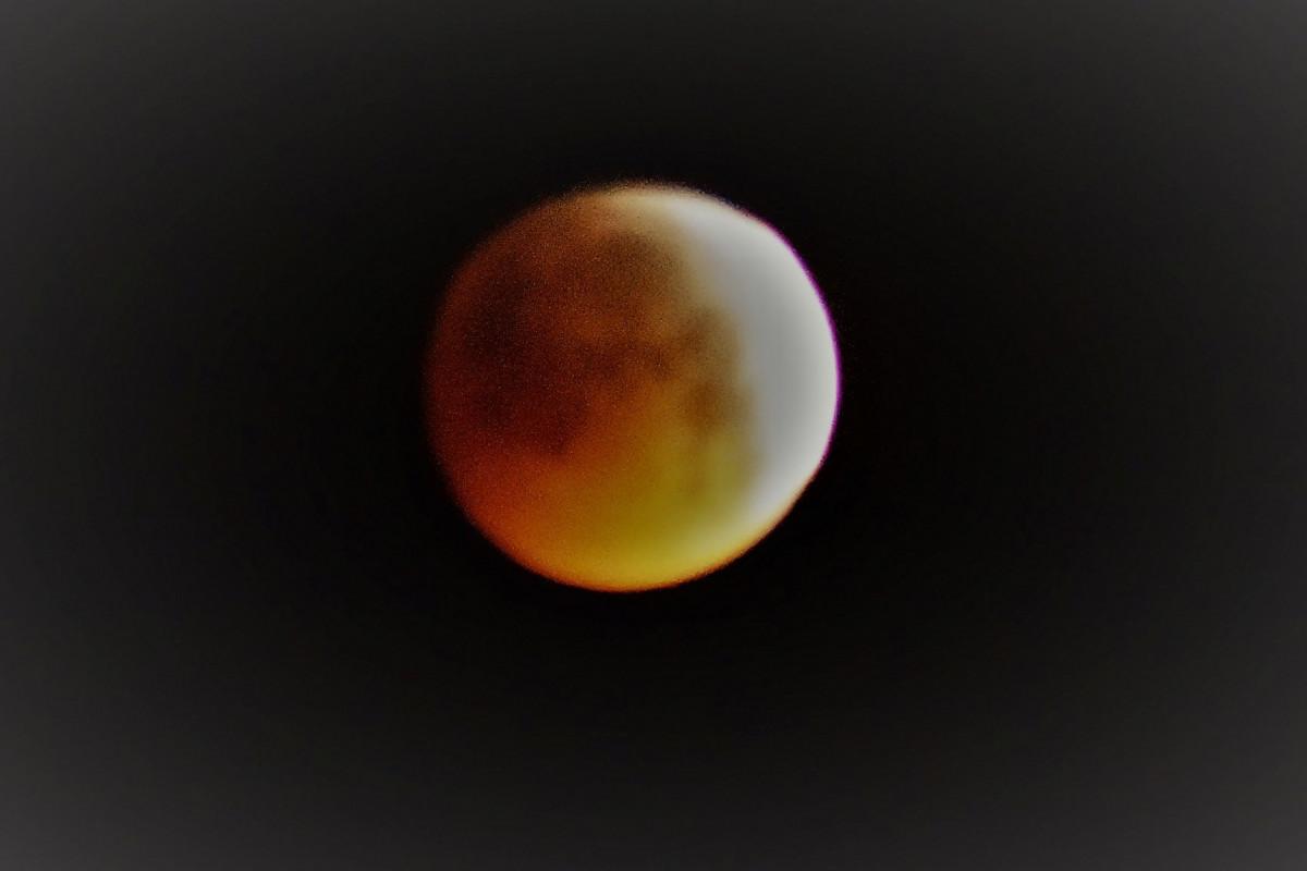 Mondfinsternis 3