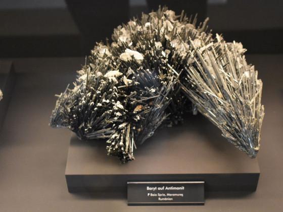 Mineralien in ihrer Vielfalt