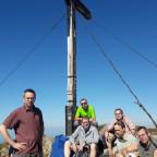 Besteigung des Hohen Ifen (2280 m.)