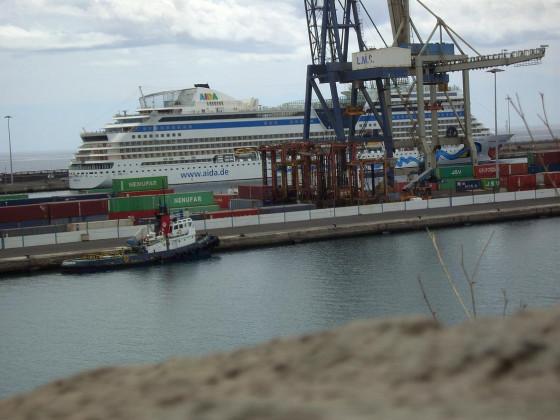 Lanzarote_Arrecife_Hafen