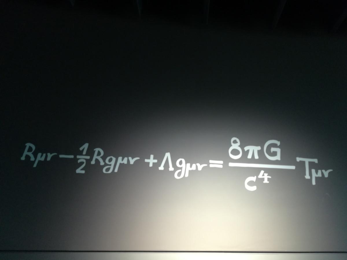 Das Universum erklären?