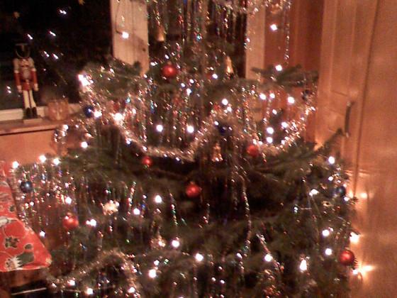 Weihnachstbaum von Dorijan_Gray