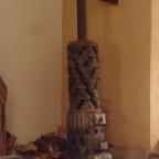 ein Unikat gefunden zur Beheizung einer Kirche in den Vogesen