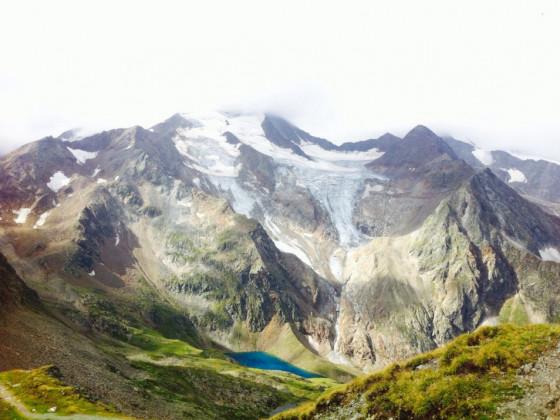 Über allen Gipfeln ist Ruh :)